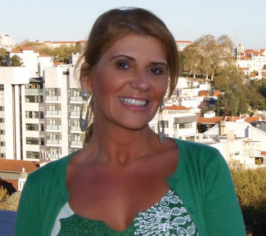Ligia Hougland, jornalista nos Estados Unidos