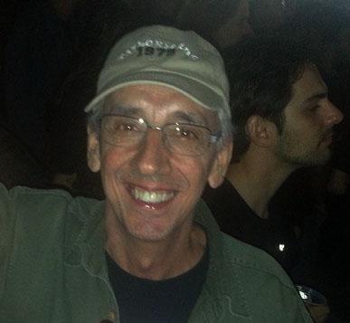 Getúlio Nascimento, instrutor de voo