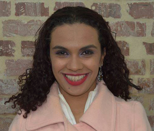 Jornalista Patrícia Pacheco (Arquivo Pessoal)