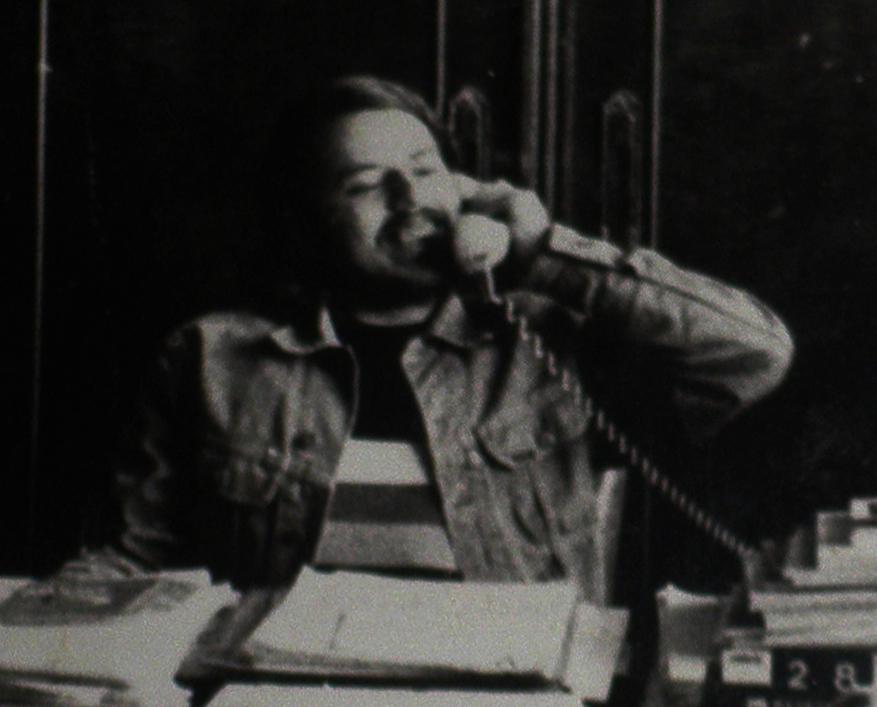 Assessor de imprensa da PUCRS desde 1973, aos 24 anos